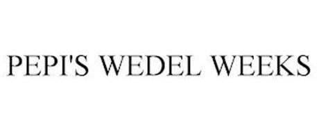 PEPI'S WEDEL WEEKS