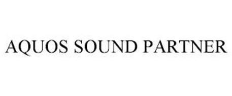 AQUOS SOUND PARTNER
