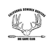 CALIFORNIA BOWMEN HUNTERS BIG GAME CLUB