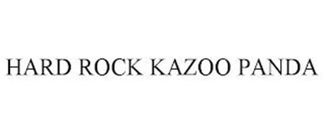 HARD ROCK KAZOO PANDA