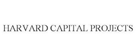 HARVARD CAPITAL PROJECTS
