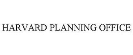 HARVARD PLANNING OFFICE