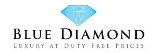 BLUE DIAMOND LUXURY AT DUTY-FREE PRICES
