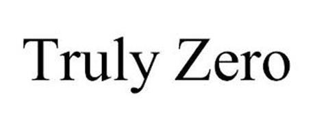 TRULY ZERO