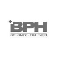 BPH BALANCE · ON · SKIN