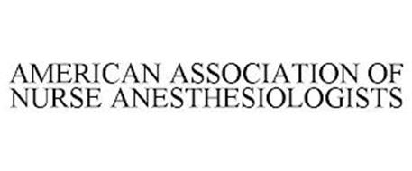 AMERICAN ASSOCIATION OF NURSE ANESTHESIOLOGISTS