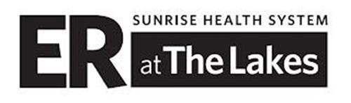 ER AT THE LAKES SUNRISE HEALTH SYSTEM
