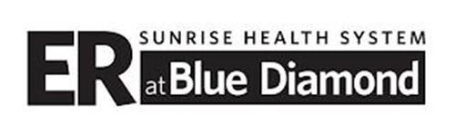 ER AT BLUE DIAMOND SUNRISE HEALTH SYSTEM