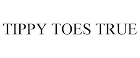 TIPPY TOES TRUE