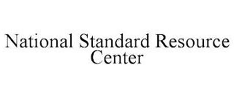 NATIONAL STANDARD RESOURCE CENTER