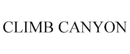 CLIMB CANYON