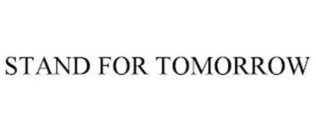 STAND FOR TOMORROW