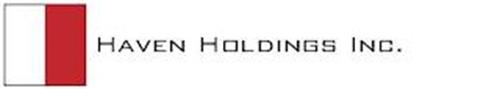 HAVEN HOLDINGS INC.