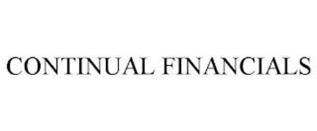 CONTINUAL FINANCIALS