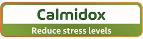 CALMIDOX REDUCE STRESS LEVELS