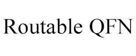 ROUTABLE QFN