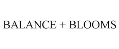 BALANCE + BLOOMS
