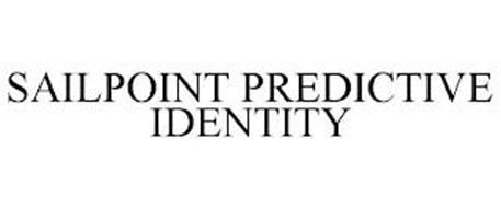 SAILPOINT PREDICTIVE IDENTITY