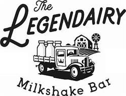 THE LEGENDAIRY MILKSHAKE BAR