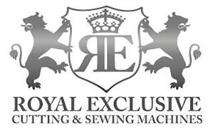 RE ROYAL EXCLUSIVE CUTTING & SEWING MACHINES