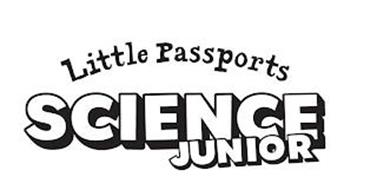 LITTLE PASSPORTS SCIENCE JUNIOR