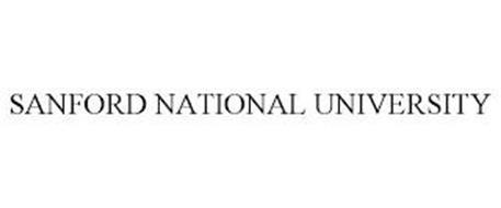 SANFORD NATIONAL UNIVERSITY