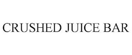 CRUSHED JUICE BAR