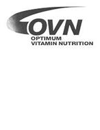 OVN OPTIMUM VITAMIN NUTRITION