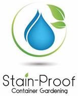 STAIN-PROOF CONTAINER GARDENING