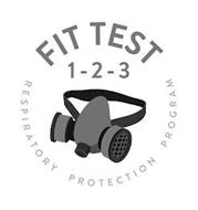 FIT TEST 1-2-3 RESPIRATORY PROTECTION PROGRAM