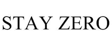 STAY ZERO