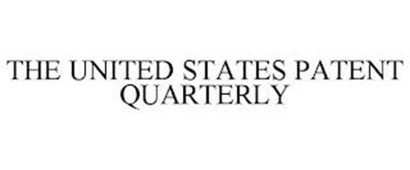 THE UNITED STATES PATENT QUARTERLY