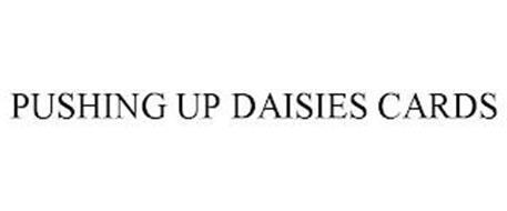 PUSHING UP DAISIES CARDS