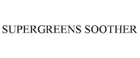 SUPERGREENS SOOTHER