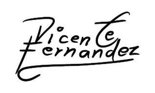VICENTE FERNANDEZ