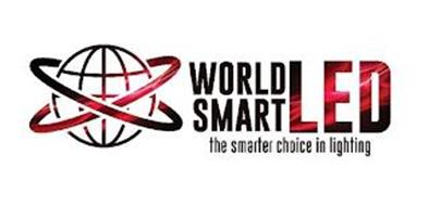 WORLD SMART LED THE SMARTER CHOICE IN LIGHTING