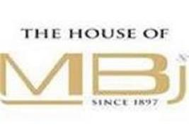 THE HOUSE OF MBJ SINCE 1897