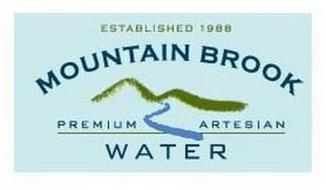 ESTABLISHED 1988 MOUNTAIN BROOK PREMIUM ARTESIAN WATER