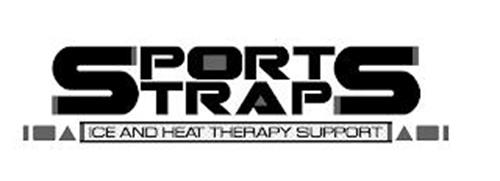SPORTS STRAPS ICE AND HEAT THERAPY SUPPORT