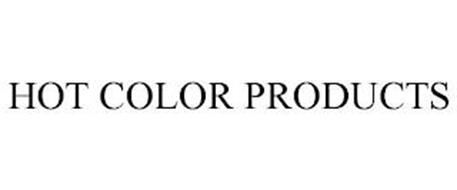 HOT COLOR PRODUCTS