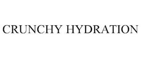 CRUNCHY HYDRATION