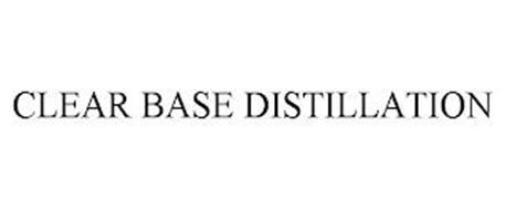 CLEAR BASE DISTILLATION
