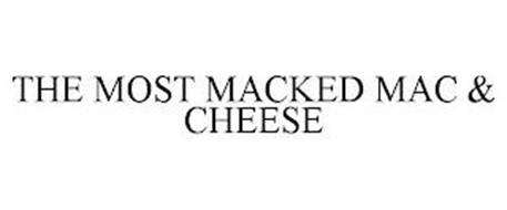 THE MOST MACKED MAC & CHEESE