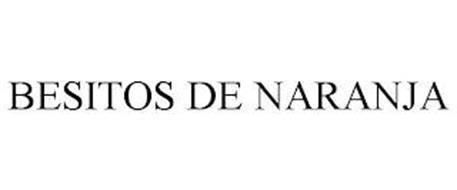 BESITOS DE NARANJA