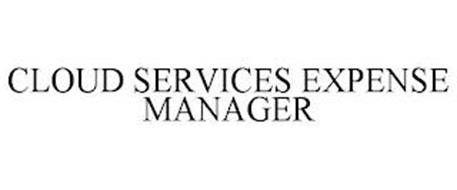 CLOUD SERVICES EXPENSE MANAGER