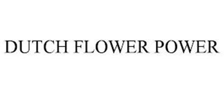 DUTCH FLOWER POWER