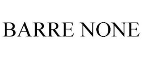 BARRE NONE
