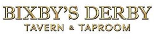 BIXBY'S DERBY TAVERN & TAPROOM