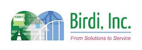 01 BIRDI, INC. FROM SOLUTIONS TO SERVICE