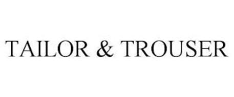 TAILOR & TROUSER
